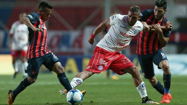 Fútbol de verano: San Lorenzo recibe a Argentinos