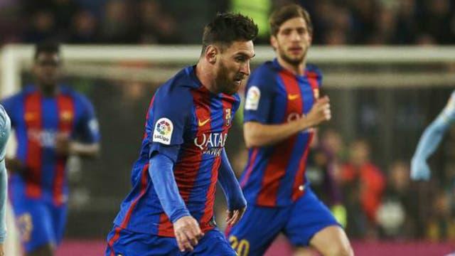 Y un día cayó el todo poderoso Barcelona