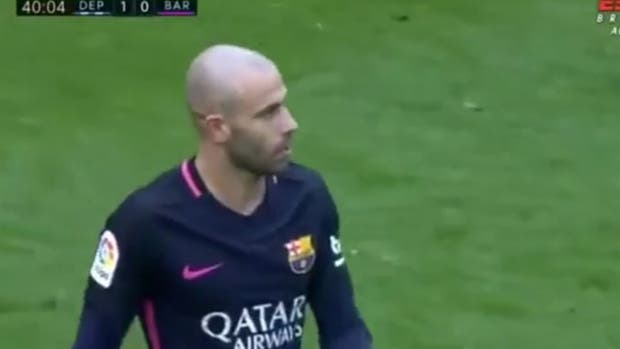 Barcelona cayó 2-1 contra Deportivo La Coruña