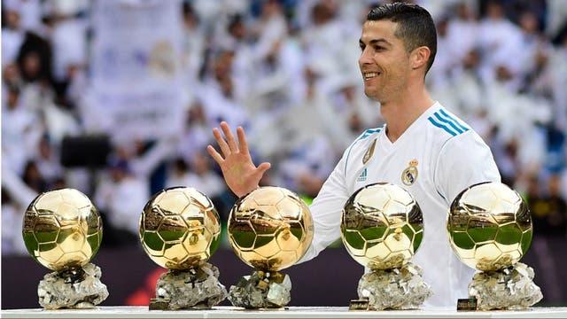El Barcelona a Cristiano Ronaldo: