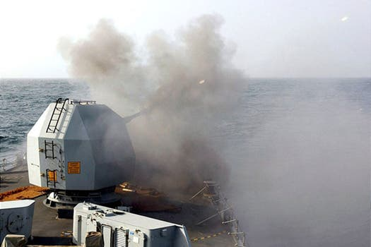 El buque HMS Argyll partió el pasado 18 de febrero de la base naval de Plymouth. Foto: www.royalnavy.mod.uk