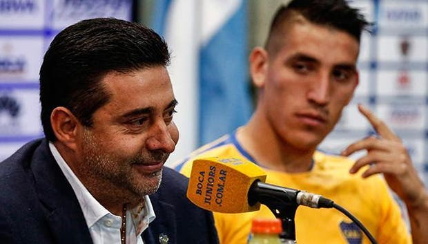 Boca hizo una oferta por Centurión pero San Pablo la rechazó