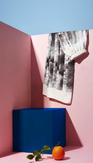 La primera cápsula de ropa hecha con fibra de la naranja, en manos de Salvatore Ferragamo