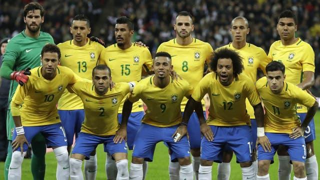 Brasil, el rival recurrente de Costa Rica en los Mundiales