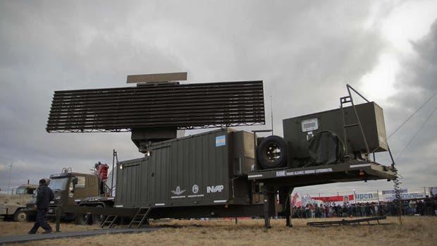 En 2011 se inauguró un radar del Operativo Norte en Santiago del Estero