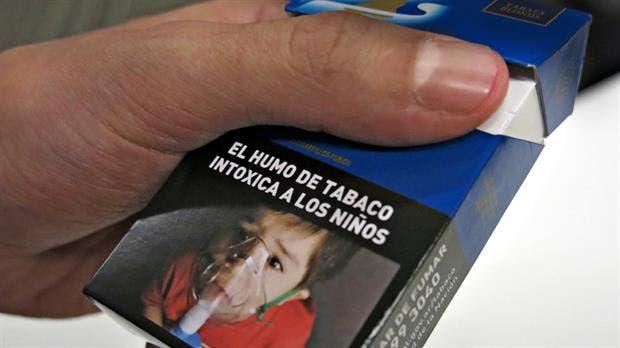 Unas 40 mil personas al año mueren en el país por enfermedades relacionadas con el tabaquismo.