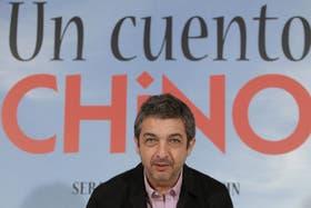 La película Un cuento chino está protagonizada por Ricardo Darín