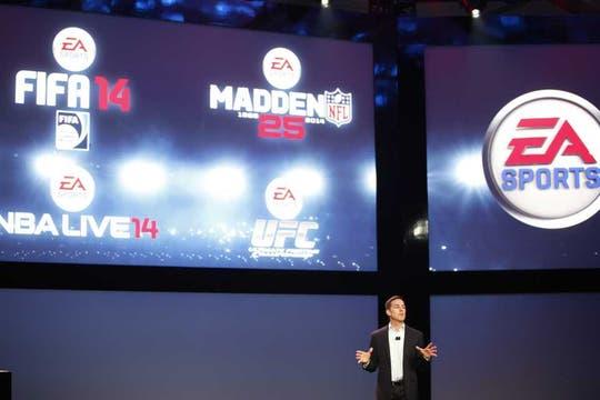 FIFA 14, Madden, NBA Live y UFC, los títulos que acompañarán el lanzamiento de la consola de Microsoft. Foto: Reuters