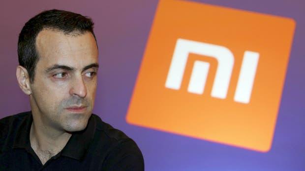Hugo Barra estuvo tres años y medio al frente de las operaciones internacionales de Xiaomi