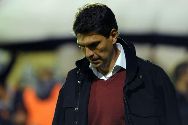 Pellegrino se fue de Independiente