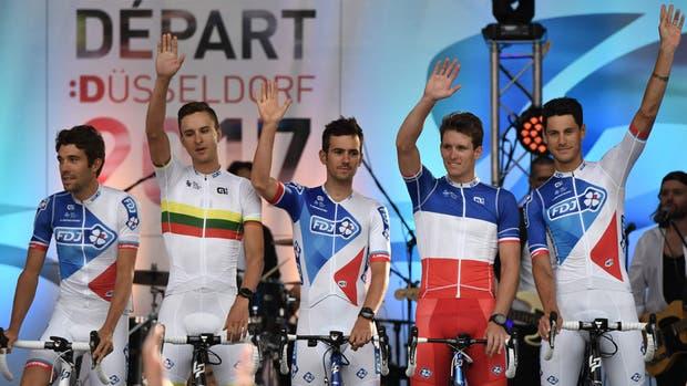 El Tour de Francia comienza en Dusseldorf