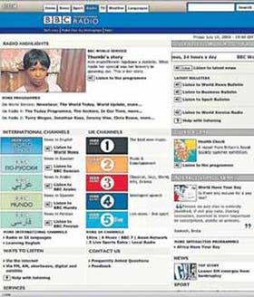 MÚSICA Y NOTICIAS. Groovalizacion, Radio 3 y la BBC son ejemplos de tendencias e información