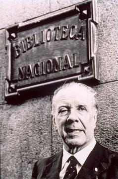 Fue director de la Biblioteca Nacional entre 1955 y 1973. Foto: Archivo / LA NACION