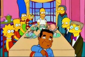 Gary Coleman en Los Simpson