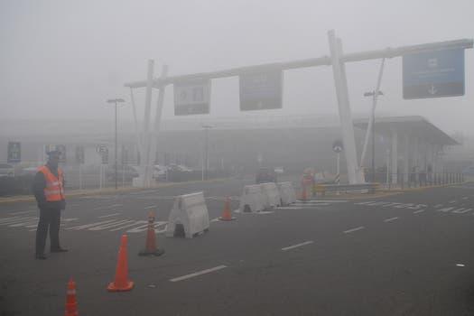 El fenómeno meteorológico no está relacionado con la nube de cenizas del volcán Puyehue. Foto: DyN