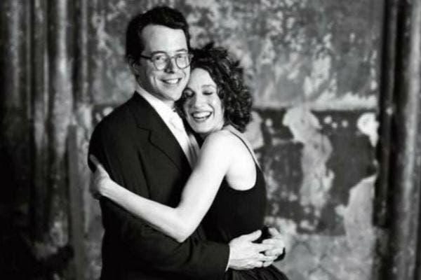 La actriz Sarah Jessica Parker y la estrella de cine Matthew Broderick, casados desde 1997, son una de las parejas más sólidas de Hollywood. Foto: /Leo Sorel/CORBIS