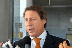 Ministro de Seguridad, Ricardo Casal