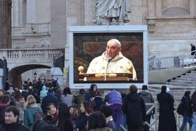 El Papa dará mañana una conferencia de prensa