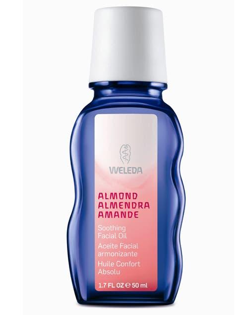 Aceite Facial armonizante de Almendra (Weleda, $92).