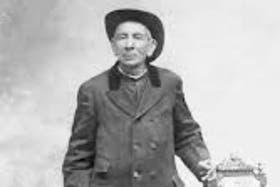 En 1869 Brochero se hizo cargo del curato de la región de Traslasierra
