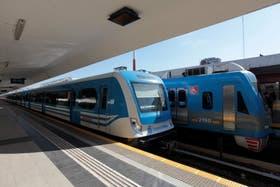 Nuevos trenes de la linea Sarmiento