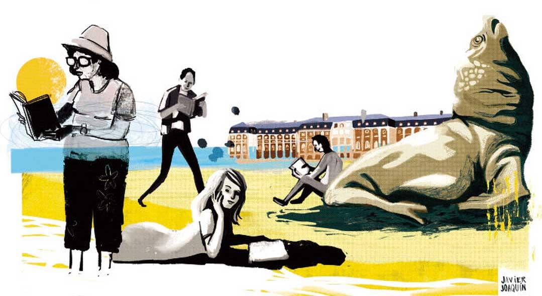 Mar del Plata literaria, nuevo capítulo de una vieja tradición