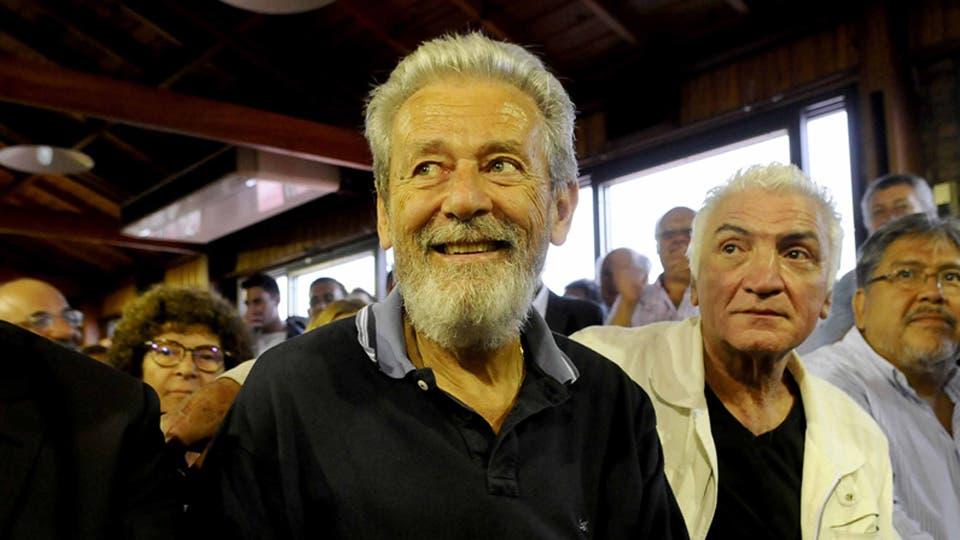El diputado nacional, Carlos Kunkel foto: DyN