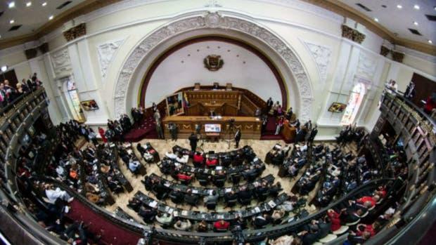 El Parlamento de Venezuela, es liderado por la oposición ahora