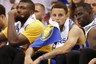 Oklahoma dejó a Golden State de Curry a un paso de la eliminación