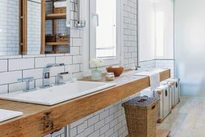 10 propuestas para decorar el baño