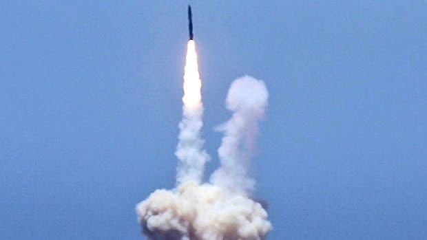 El Pentágono probó un sistema antimisiles para defenderse de Corea del Norte