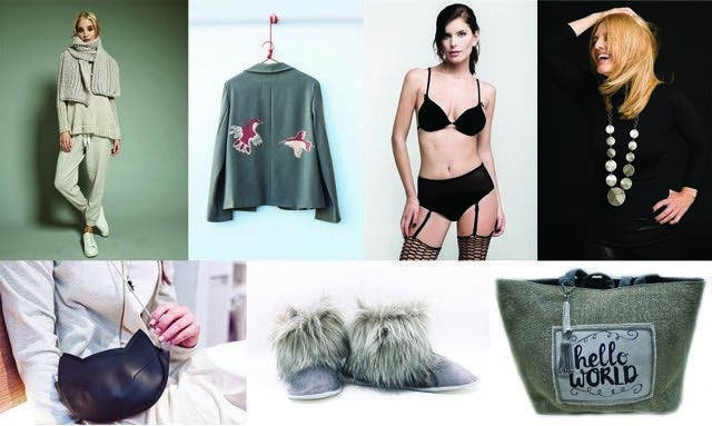 Algunos de los productos de We Arg Creating