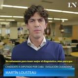 Elecciones 2017: cuál será el primer proyecto de ley de Martín Lousteau si llega al Congreso