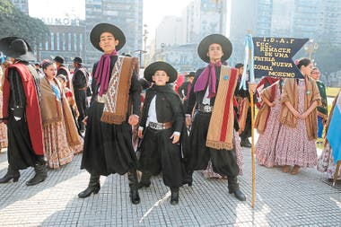 Escuelas de folclore de todo el país
