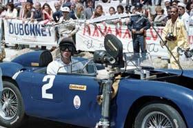 Grandinetti, en carrera en La Habana