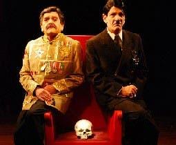 Héctor Sinder y Guido D Albo, en dos actuaciones ajustadas