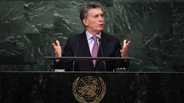 Macri hizo un discurso conciso y articulado ante la Asamblea de la ONU