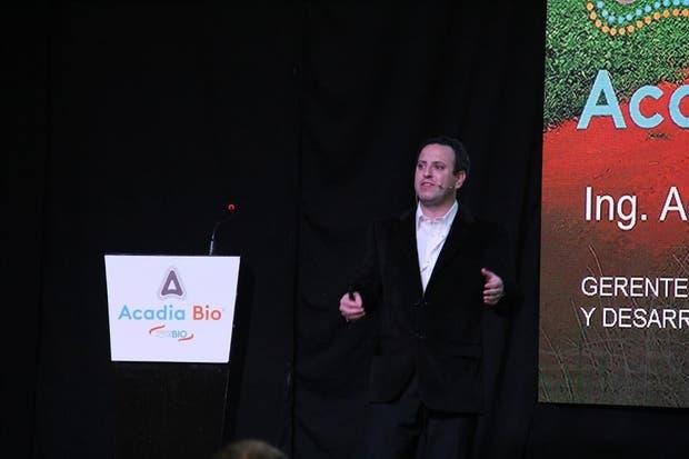 Sebastián Coggiola, gerente de Desarrollo y Estrategia de Mercado de la compañía