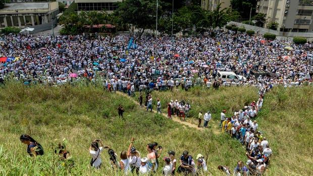 Nuevas protestas en Venezuela