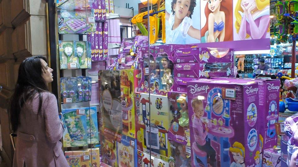 Los juguetes aumentaron un 30% respecto del año pasado