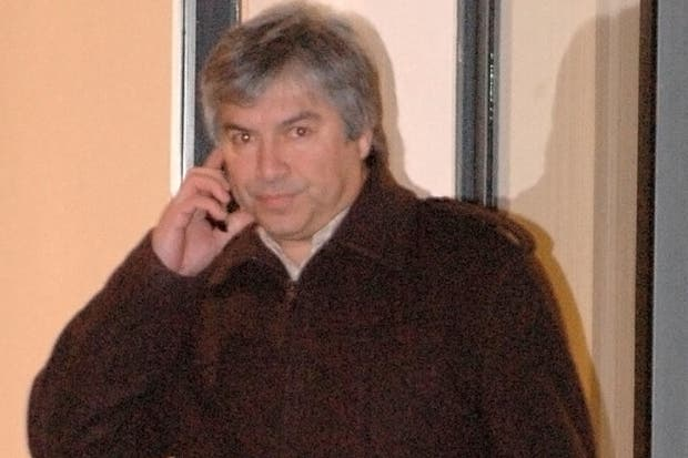 El empresario kirchnerista, Lázaro Báez