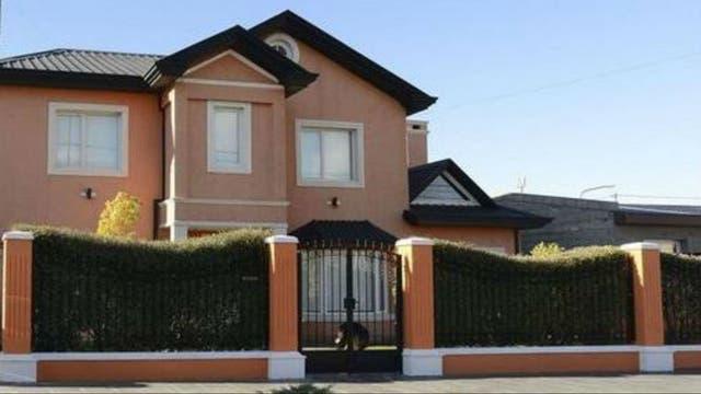 La casa de Martín Báez en Santa Cruz