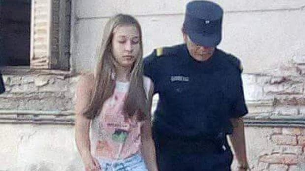 Nahir Galarza se encuentra con prisión preventiva, acusada por el homicidio doblemente agravado de su novio, Fernando Pastorizzo