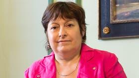 Graciela Ocaña compite en la provincia, pero vota en la Capital