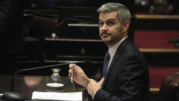 El jefe de Gabinete Marcos Peña sugirió la necesidad de discutir el rol del sistema electoral