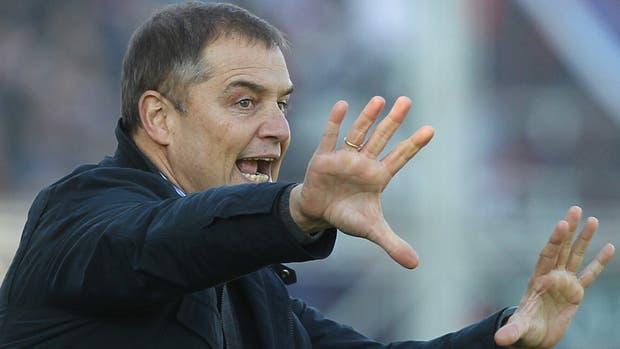 Aguirre se quedó en San Lorenzo por la tentación de la Copa Libertadores