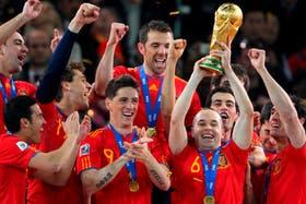 Los campeones del mundo, en la mira de la CSF