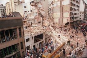 El atentado a la AMIA ocurrió en 1994 y dejó 85 muertos