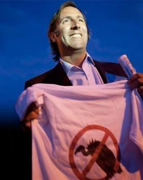 Hernán Lorenzino, ministro de Economía y responsable del litigio ante los holdouts