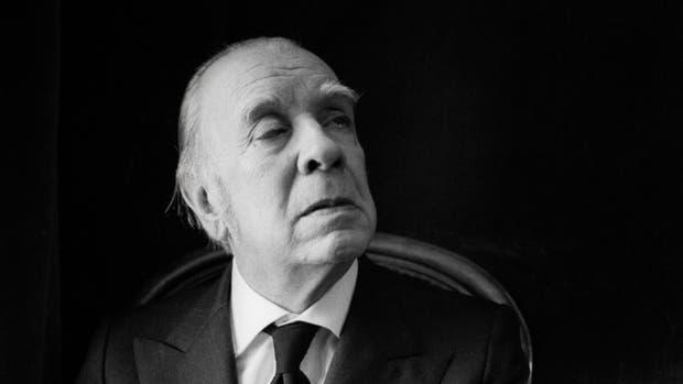 Jorge Luis Borges, en 1977